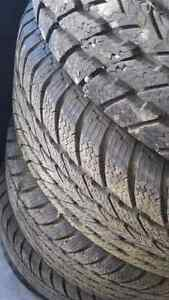 Winter tires 225 60 16