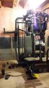 Weider Pro 9640 Multi Station Exercise Equipment London Ontario image 4