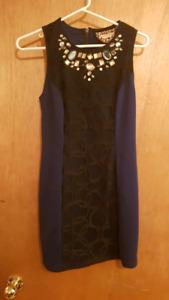 Dress with diamonds / small