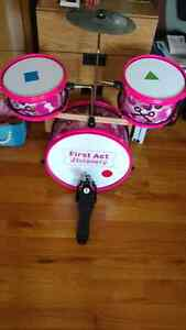 Drum First Act discovery pour enfants