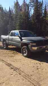 1996 Dodge Power Ram 1500 Laramie Pickup Truck
