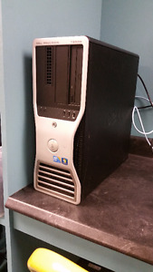 Dell Precision T3500 Desktop/small server