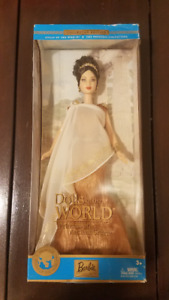 Barbie, Dolls of the World, Princess of Ancient Greece
