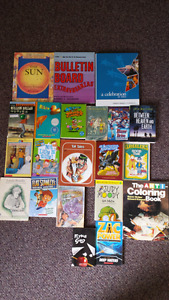 Paperback Books (25 Cents Each)