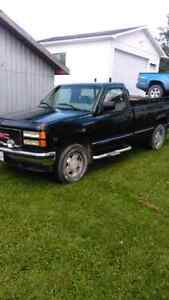 Pick up 1996 gmc sierra sl