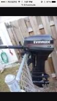 Wanted!!! 2 to 30 hp outboard motors