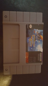 Megaman and bass repro snes