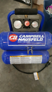 2 gallon 100 psi air compressor