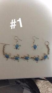 Jewellery Sets stud earrings, bracelets, necklaces, mockingjay