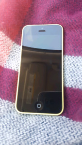 IPhone 5c in new condition