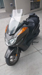 Yamaha Majesty 400 Touring Bike