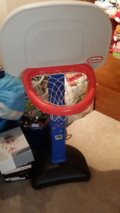Easel, White Board, Toy Car Play Mat, Basketball Hoop
