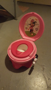Minnie Mouse potty chair