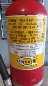 10 lb fire extinguishers Kitchener / Waterloo Kitchener Area image 2