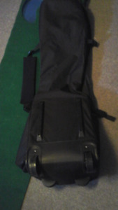 Golf Travel Bag By Vector   with Wheels