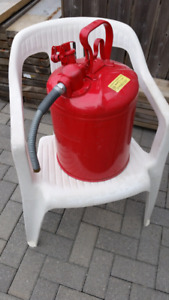 Gas can.