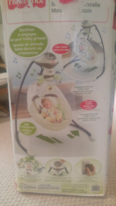 Great condition - Fisher Price baby swing