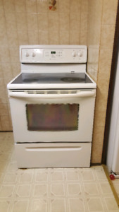 Electric stove $300