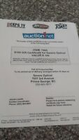 $100 certificate to Savers Optical from Auction Net