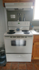 Fridge and Stove For Sale SOLD
