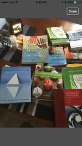 SSW textbooks year one and two