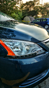 Low Km Nissan Sentra 2013 for sale!