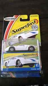 Ford Gt Matchbox Superfast