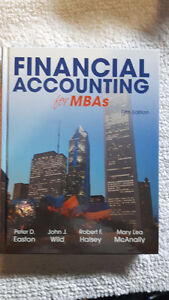 Financial Accounting for MBAs ( 5th Edition )