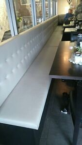 Upholstery service to restaurants booths / chairs Cambridge Kitchener Area image 2