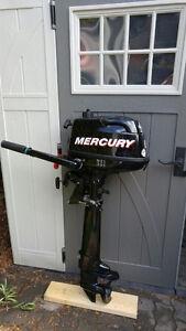 Mercury 6HP 4 temps