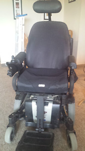 High End Electric Wheelchair