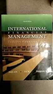 International Financial Management Canadian Perspective 3rd Ed