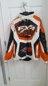 Women's Snowmobiling Outfit (FXR and TRIC) Size 10 @150$