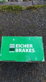 BMW E46 front brake pads Eicher