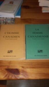 L'HOMME CANADIEN, LA FEMME CANADIENNE