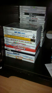 Lots of Wii Games for Sale or Trade