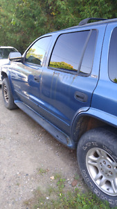 2002 Durango for sale as is
