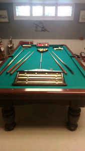 9x4 Dufferin Pool Table