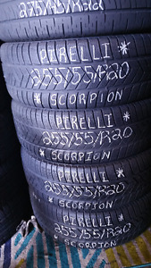 Excellent Used Winter / All Season Tires!!!!!!