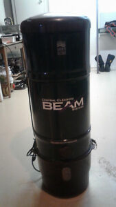 Beam Central Vaccum   with no accessories in excellent order