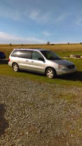 2005 Ford Freestar Sport Minivan, Van 4.2 L