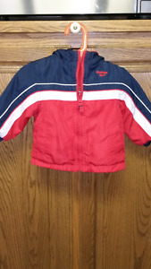 Boys Osh Gosh Jacket 9 to 12 months