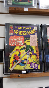 THE AMAZING SPIDER-MAN Comic #11 nice eary issue