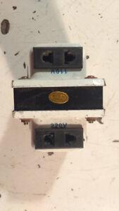 Convertisseur de tension de 110V à 220V ou 220V à 110V, 100W