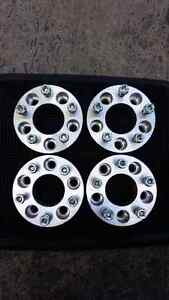 New 2inch wheel adapters!