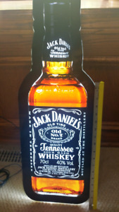 JACK DANIEL'S LIGHTED L E D SIGN