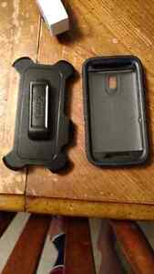Outter box case and belt for moto g3