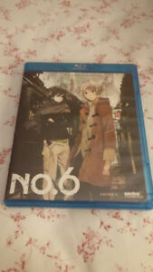 No.6 Anime bluray complete collection