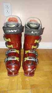LANGE 110 Alpine ski boots