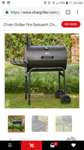 PRO DULUXE PORTABLE GRILL